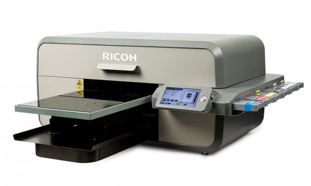 Ricoh marks official entry into DTG market with new Ri 3000 and Ri 6000 printers
