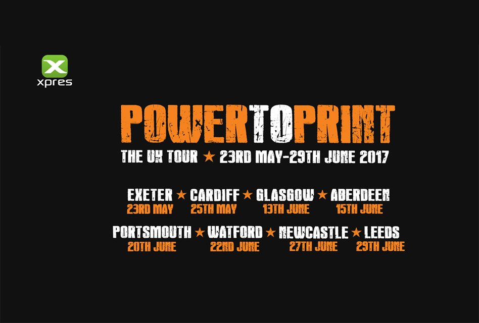 Xpres and Kustom Kit to host Exeter and Cardiff roadshows in late May