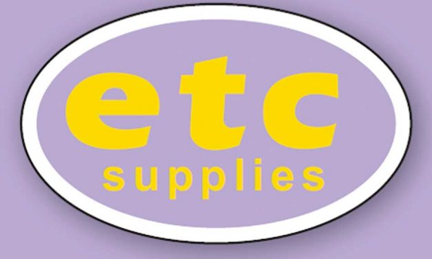 ETC Supplies: New products, new brochure