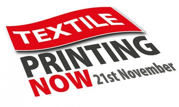 Fespa UK Association announces Textile Printing Now Conference 2017