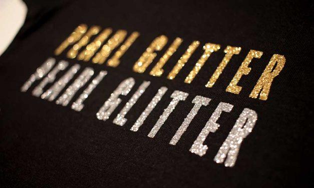 Doro Tape improves and extends range of Pearl Glitter Flex film