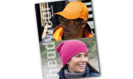 Result updates Headwear brochure
