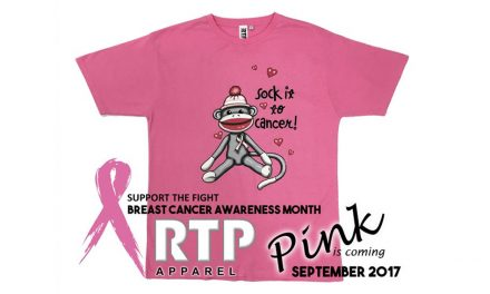 RTP Apparel is in the pink
