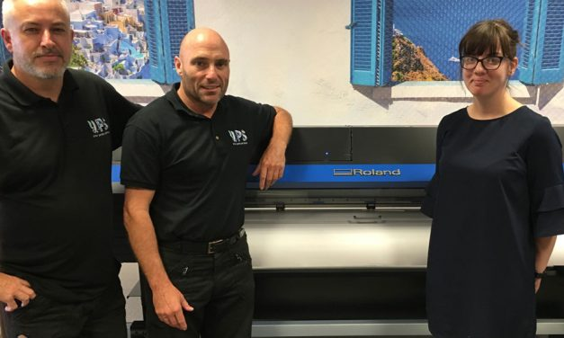 Your Print Specialists appointed as Roland DG dealer