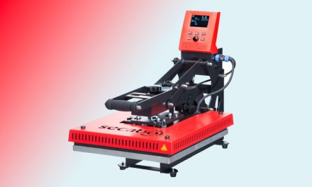 Dave Roper introduces bluetooth enabled Secabo Smart modular heat presses