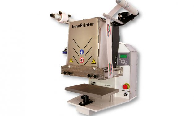 InnoPrinter and Asquith & Fox to exhibit at Leeds Promotion & Branding Show
