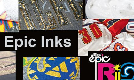 Talking screen printing inks with Mark Colenso