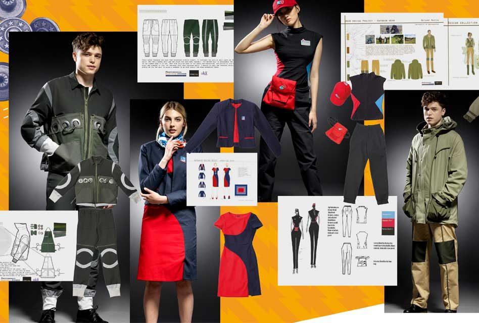 Cordura sponsors PCA Vision student workwear design competition
