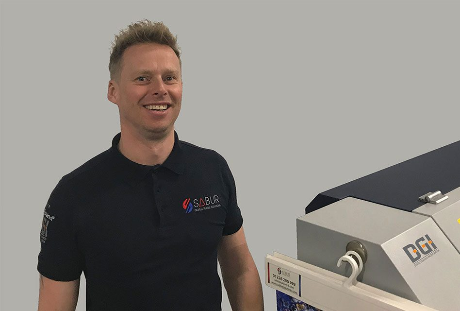 Sabur appoints Andrew Harris to technical service team