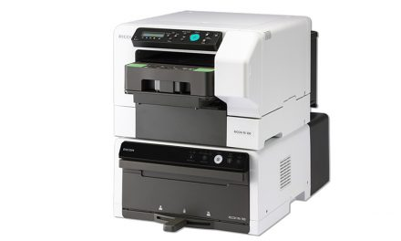 Ricoh announces the launch of entry level Ri 100 DTG printer