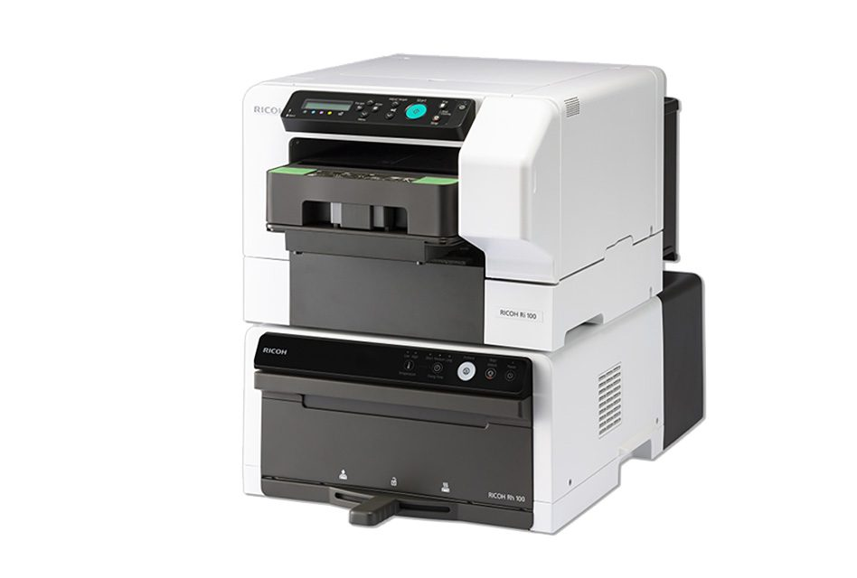Ricoh announces the launch of entry level Ri 100 DTG printer