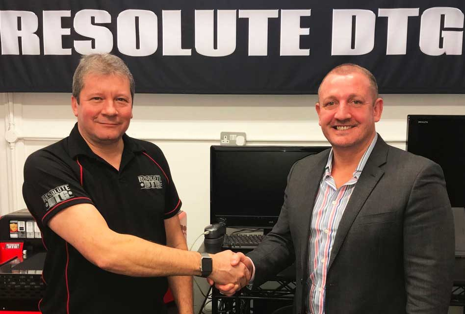 Shima Seiki teams up with Resolute DTG