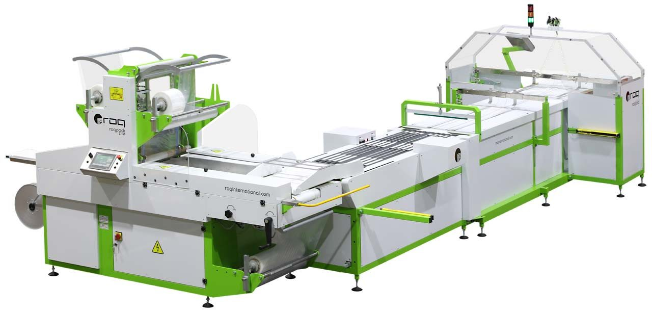 Talking bagging, packaging and folding machines with Alex Taylor