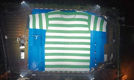 Plastindia Foundation makes the world's largest T-shirt from recycled plastic