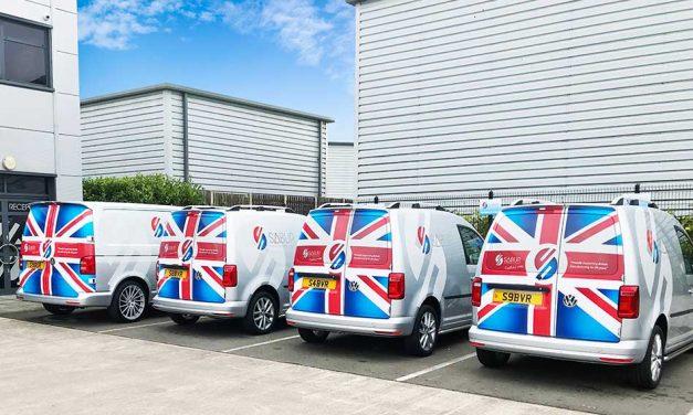 Sabur celebrates 20th anniversary by supporting British manufacturing