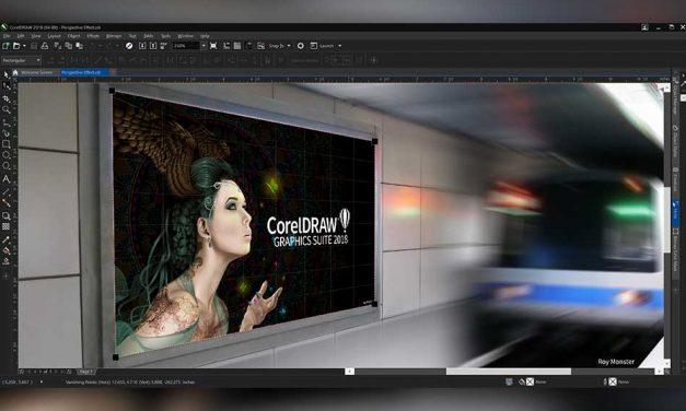 Corel introduces CorelDraw Graphics Suite 2018