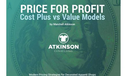 Marshall Atkinson publishes new 'Price for Profit' eBook