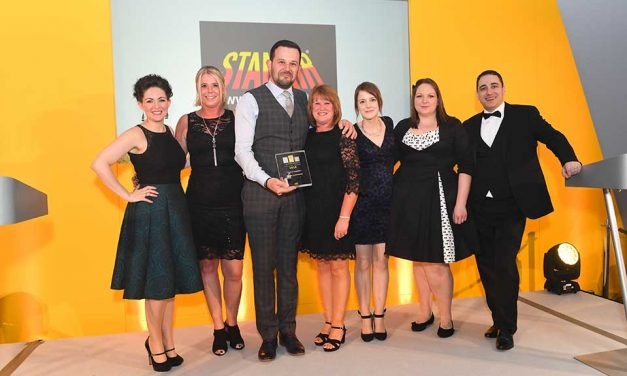 T King Associates wins two business awards