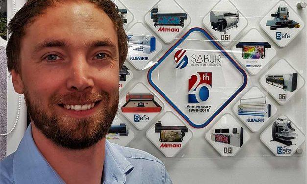 Dan Jeffries joins Sabur as UV business development manager