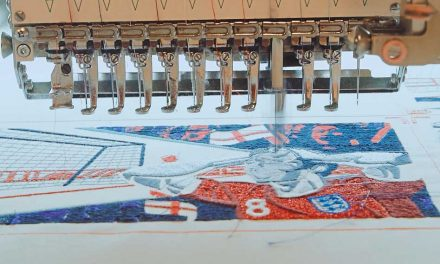 BBC teams up with embroiderer for World Cup video