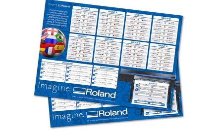 Team up with Roland for a day of World Cup fun
