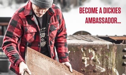 Dickies launches Ambassadors programme