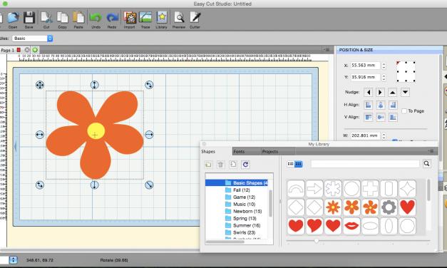 EasyCut Studio launches Easy Cut Studio Version 4.1.03