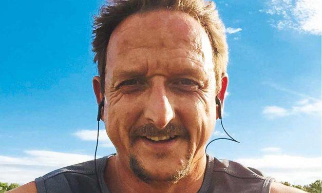 Up close and personal: Tony Palmer