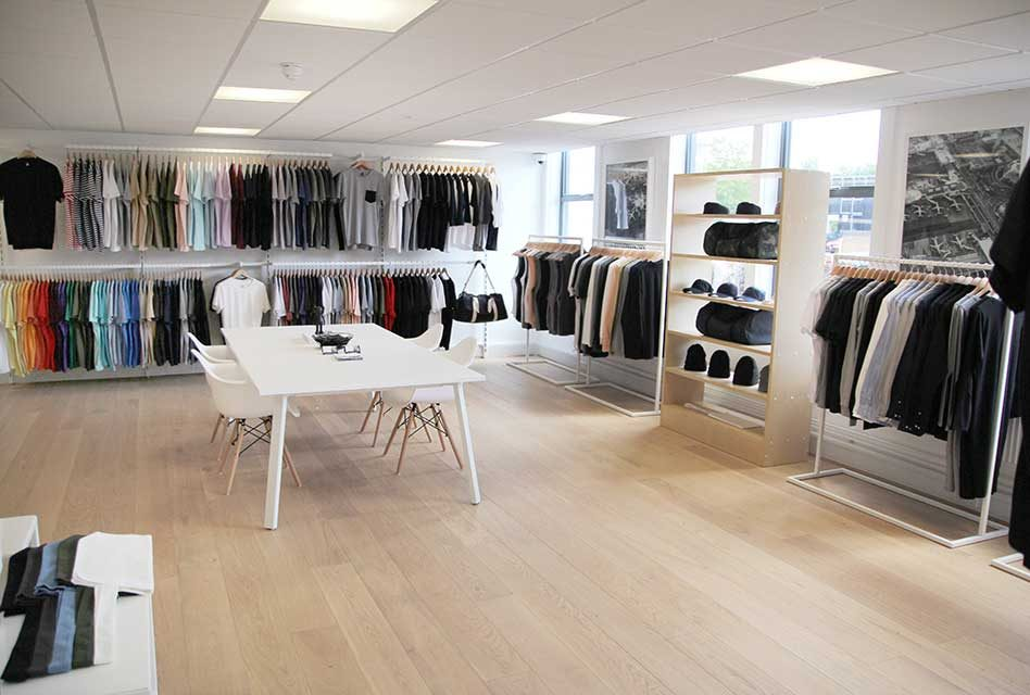 AS Colour opens UK showroom