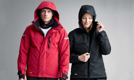 Snickers prepares for winter with new waterproofs
