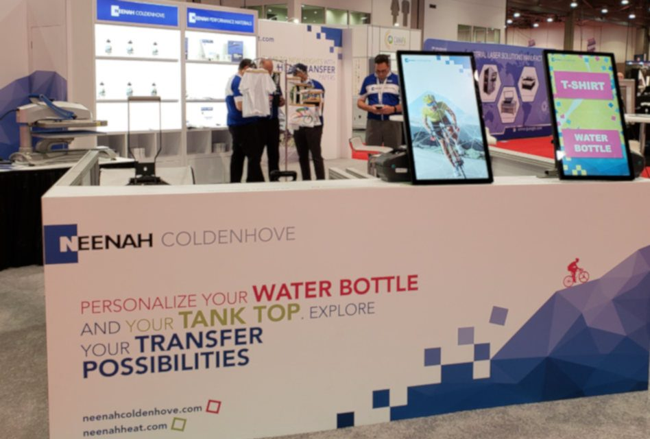 Neenah Coldenhove launches three products at SGIA