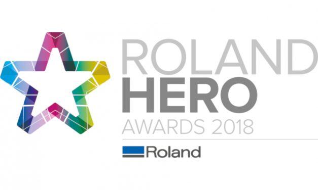 Roland Hero 2018 judges announced