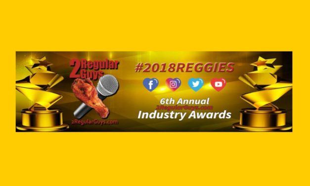 Voting now open for the 2018 Reggie Awards