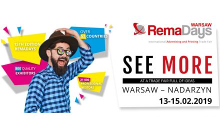 RemaDays Warsaw 2019 registration now open