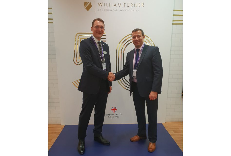 William Turner appoints new head of sales