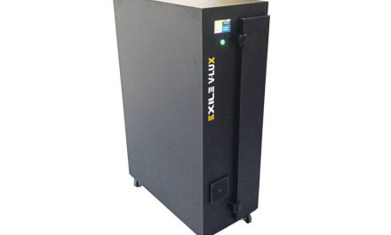 V-Lux Upright UV-LED Exposure Unit from Exile Technologies