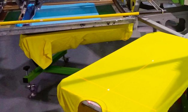 Telling it like it is: Screen printing presses