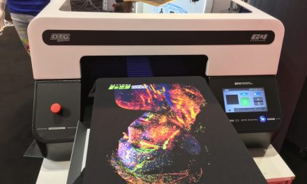 YES launches DTG Digital G4 printer