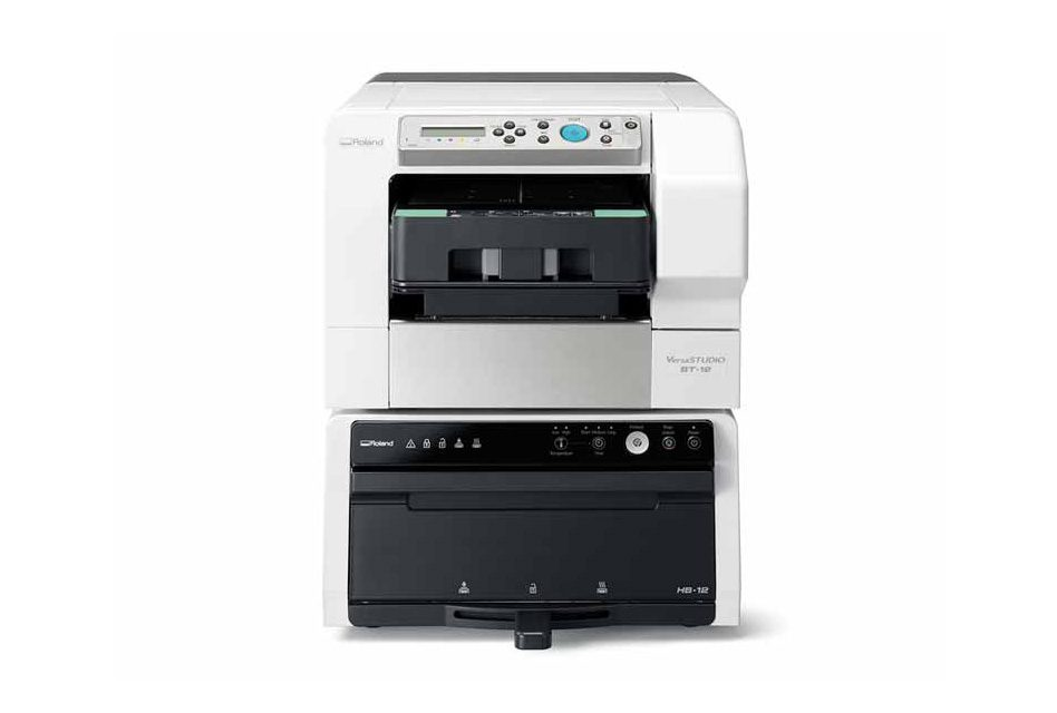 Roland DG introduces its first DTG printer