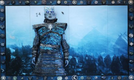 Games of Thrones embroidery to be auctioned