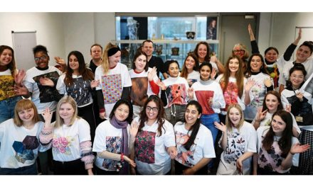 Epson holds colour workshop for students at Birmingham City University