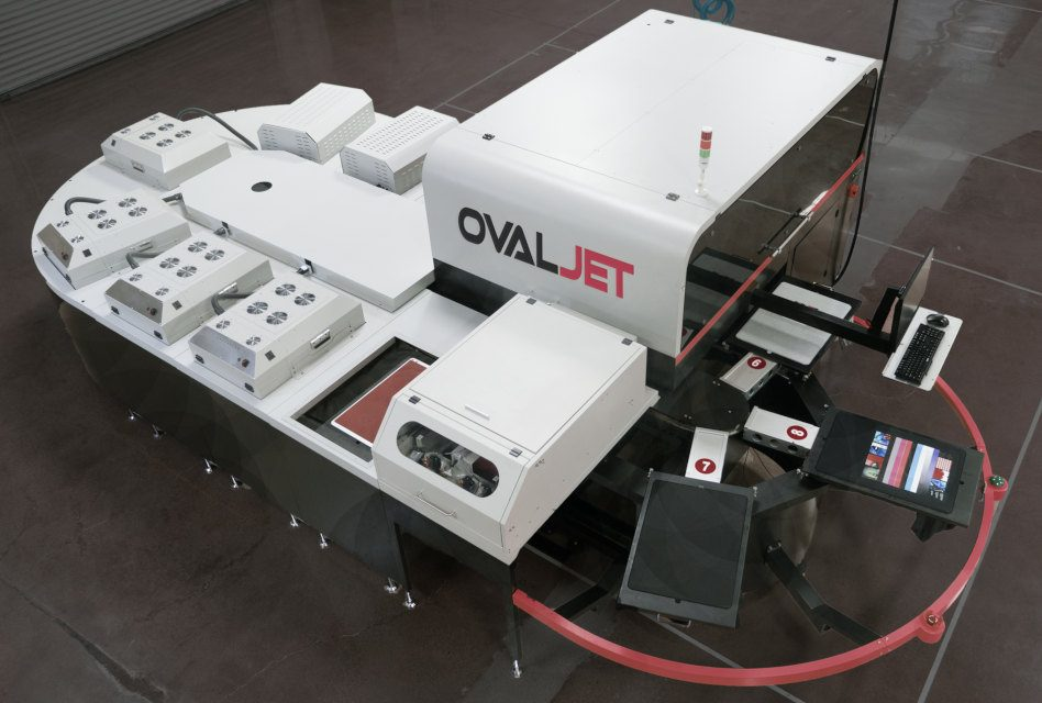 Hirsch to distribute Ovaljet globally; US distributor relationship with Kornit ends