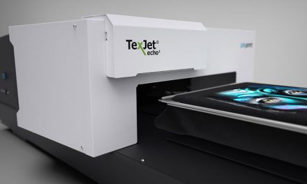 Polyprint launches TexJet Echo 2 DTG printer