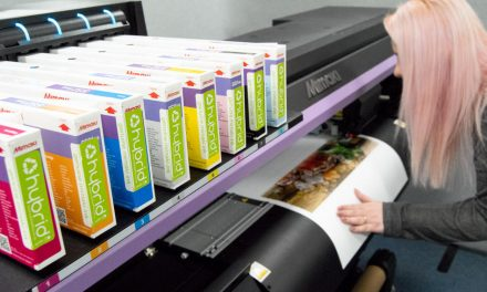 The Clever Baggers move premises and purchase Mimaki CJV150-75