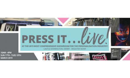 Xpres announces Press It…Live! event