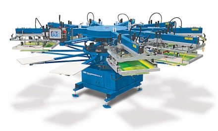 The new Genesis Manual Carousel and Diamondback E Automatic Presses from M&R