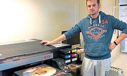 Telling it like it is: Digital printing systems