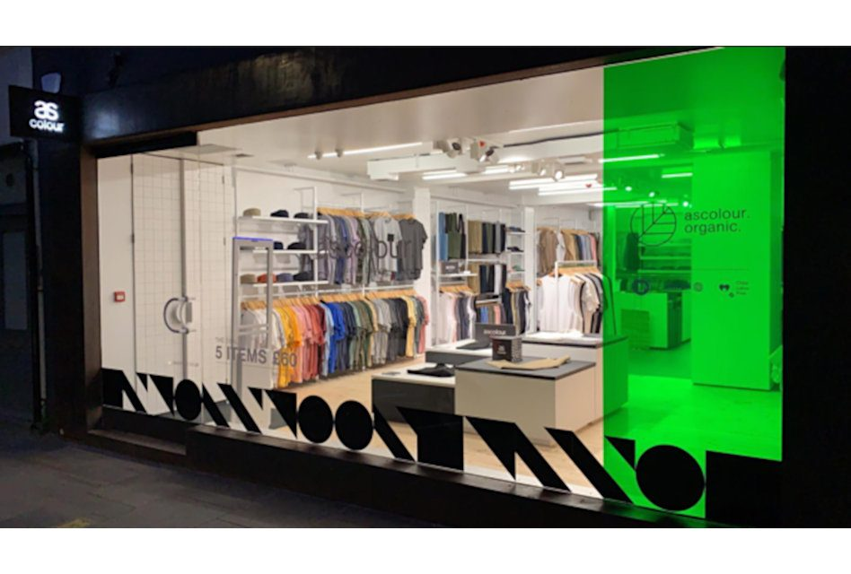 AS Colour opens first UK retail store in Shoreditch