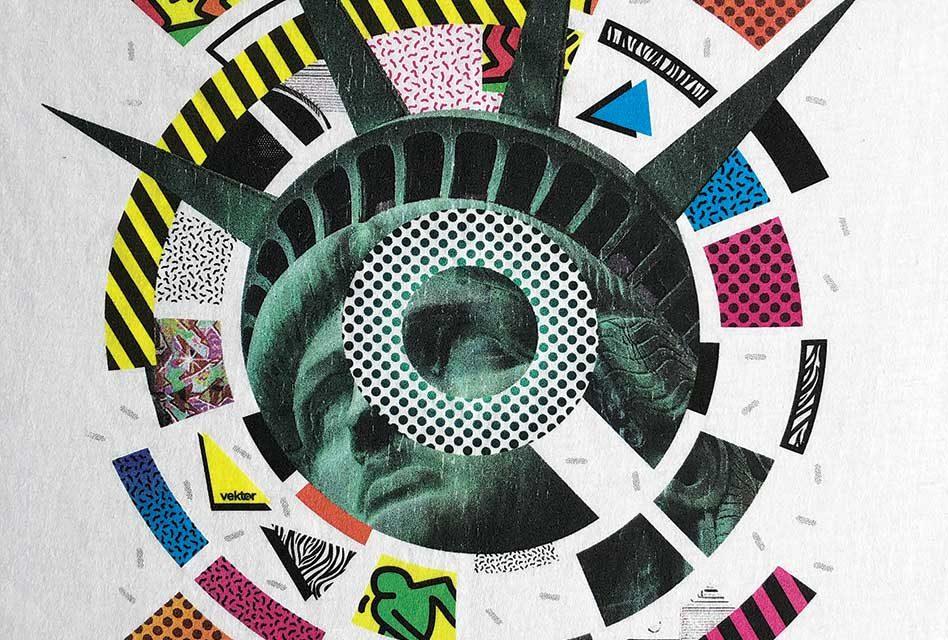 Anatomy of a print: New York-themed T-Shirt