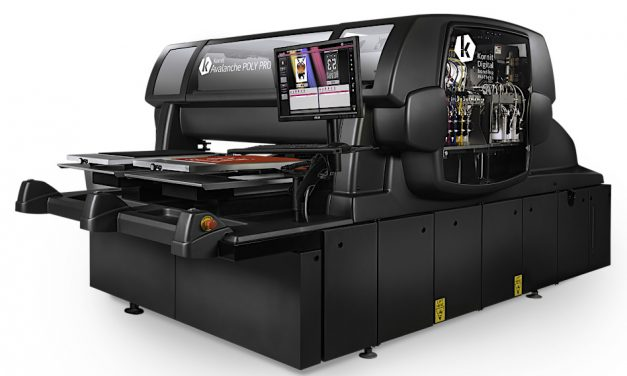 Kornit unveils Avalanche Poly Pro for industrial polyester printing